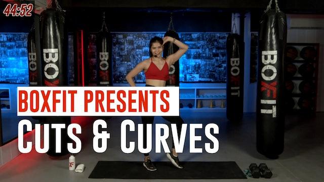 Mon 12/7 6pm  IST | Cuts & Curves with Dikshika |