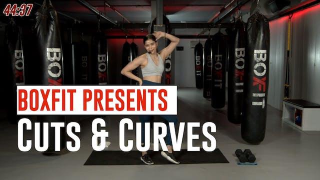 Mon 21/6 6pm  IST | Cuts & Curves wit...