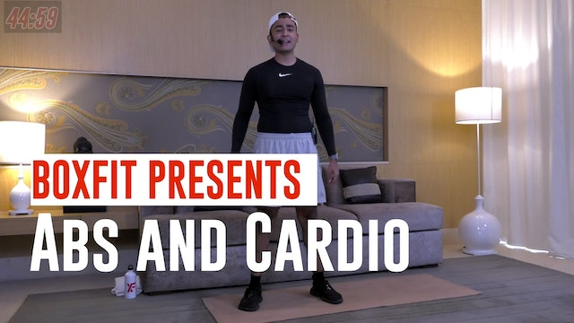 Tue 15/6 6pm  IST | Abs and Cardio with Manik |