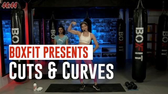 Wed 13/10 6pm  IST   Cuts & Curves with Dikshika  