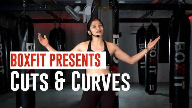 Mon 21/12 6pm  IST | Cuts & Curves wi...