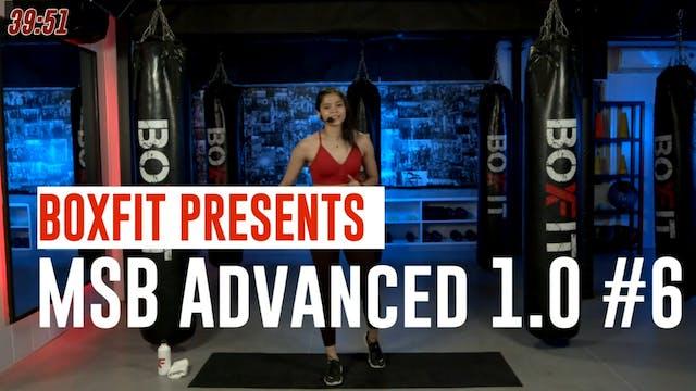 MSB Advanced 1.0 #6