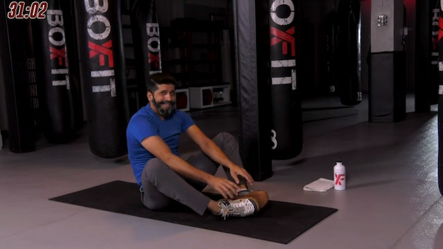 Tue 20/10 7pm  IST | Boxfit After Dark with Sameer |