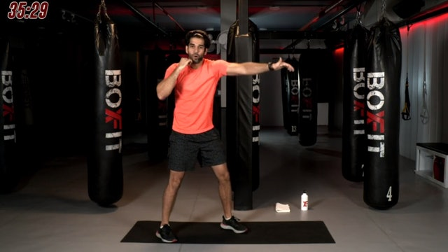 Mon 28/9 7pm  IST | Abs and Cardio with Akhil |