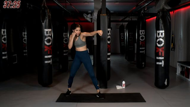 Wed 21/10 6pm  IST | Boxing + HIIT wi...