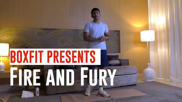 Fri 28/5 6pm  IST | Fire and Fury wit...