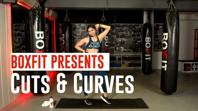 Mon 11/1 6pm  IST | Cuts & Curves with Dikshika |