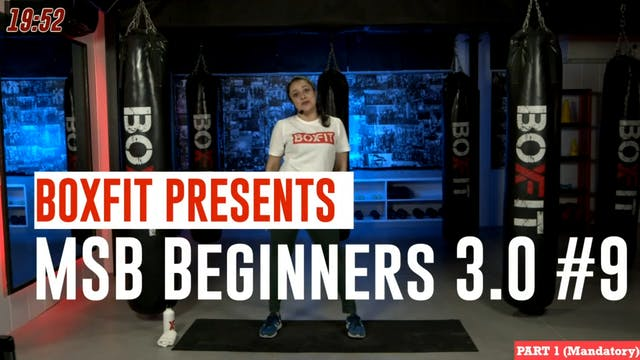 MSB Beginners 3.0 #9