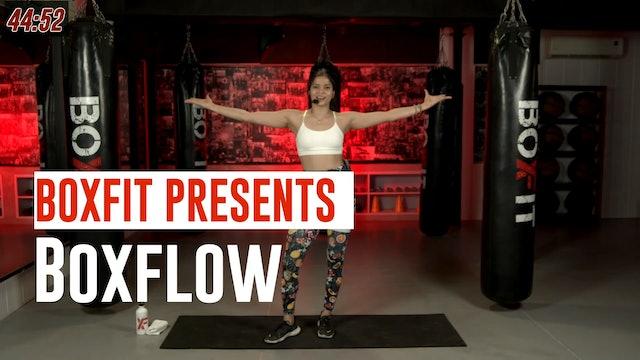 Sat 17/7 6pm  IST | BoxFlow with Dikshika |