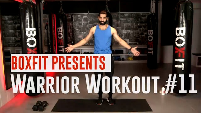 Warrior Workout #11