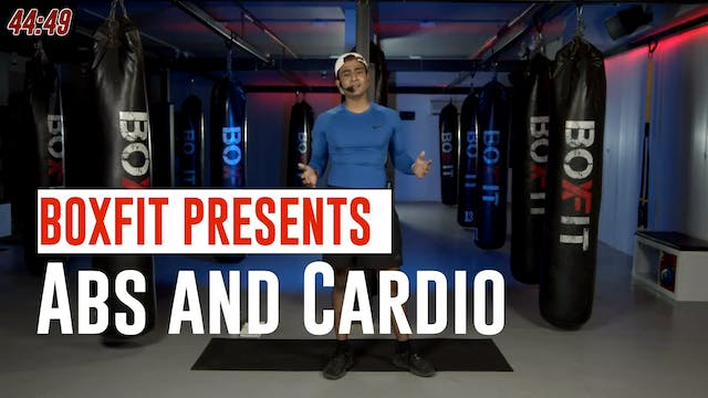 Tue 29/6 6pm IST | Abs and Cardio wit...