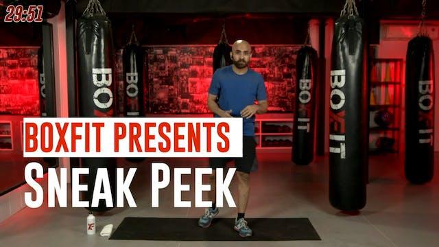 Fri 17/9 7pm  IST | Sneak Peek with A...