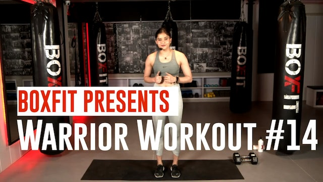 Warrior Workout #14