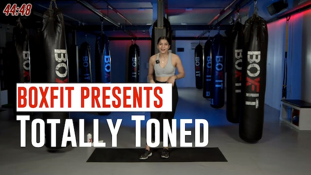 Wed 30/6 6pm  IST | Totally Toned with Dikshika |