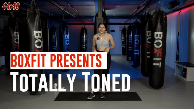 Wed 30/6 6pm  IST | Totally Toned wit...