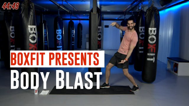 Thur 08/7 6pm  IST | Body Blast with ...