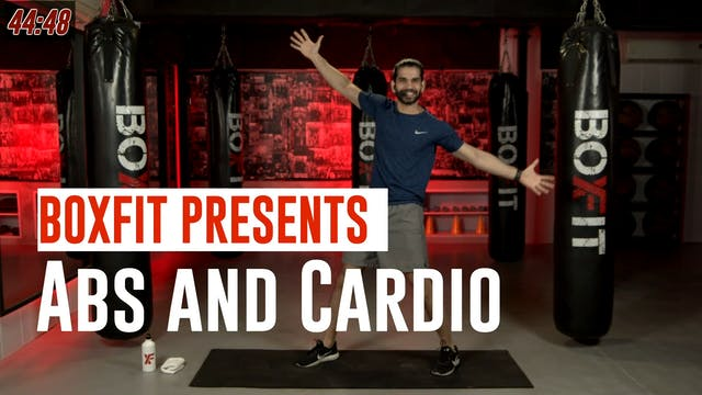 Tue 13/7 6pm  IST | Abs and Cardio wi...