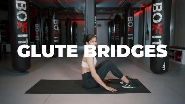 How to do a Glute Bridge