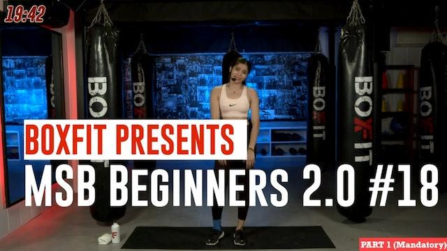 MSB Beginners 2.0 #18