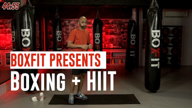 Mon 19/7 8am IST | Boxing + HIIT with Ajay |
