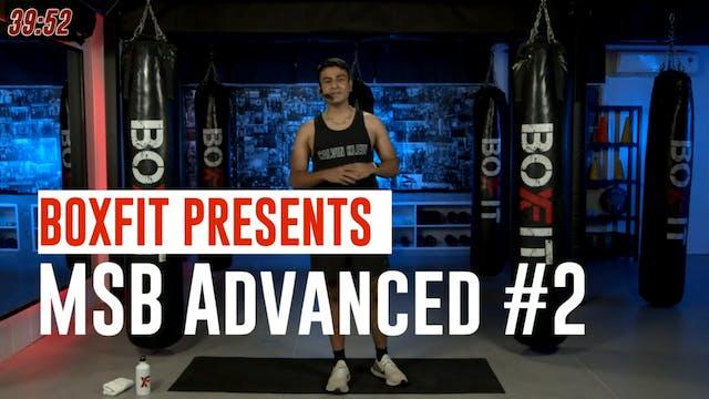MSB Advanced 1.0 #2