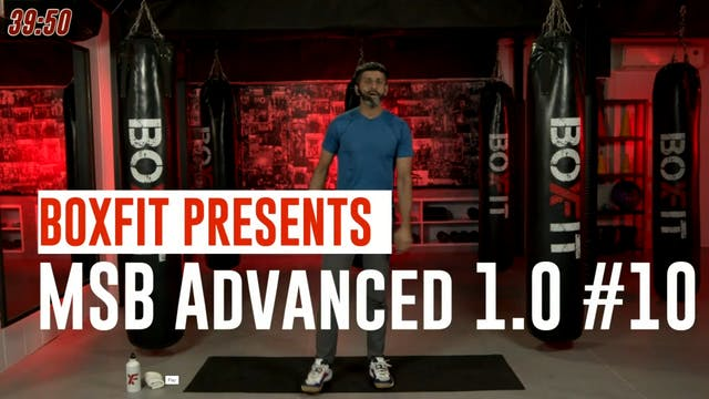 MSB Advanced 1.0 #10