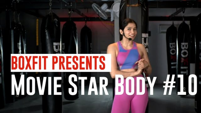 Movie Star Body #10
