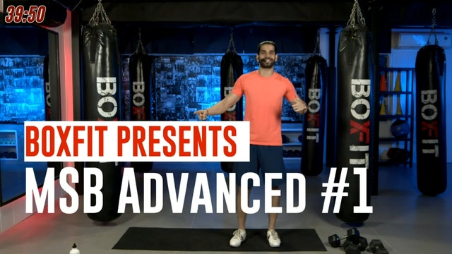 MSB Advanced #1