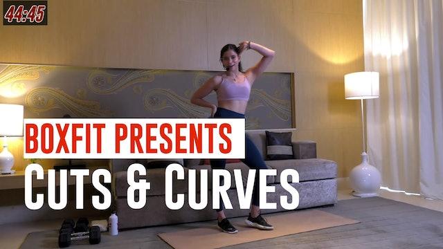 Mon 07/6 6pm  IST | Cuts & Curves with Dikshika |
