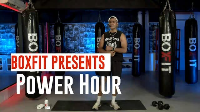 Tue 31/8 6pm  IST | Power Hour with M...