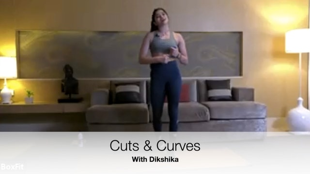 Mon 17/5 6pm IST | Cuts & Curves with Dikshika