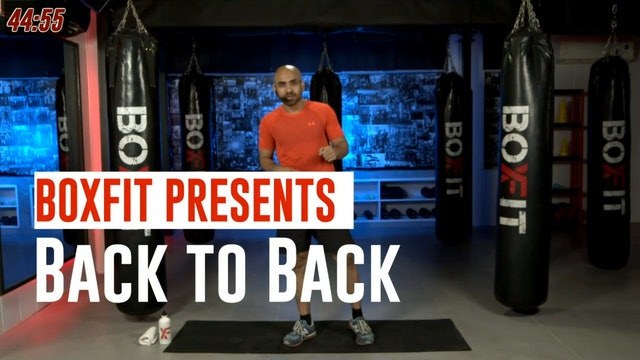 Fri 15/10 6pm  IST | Back to Back with Ajay |