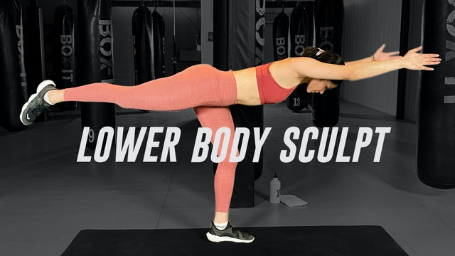 Lower Body Sculpt