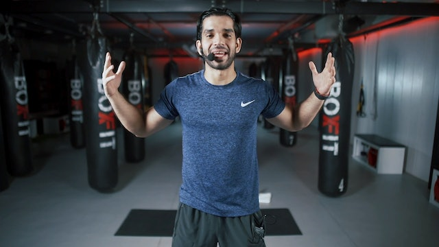 Day 5 | 20 min Body Blast | with Akhil