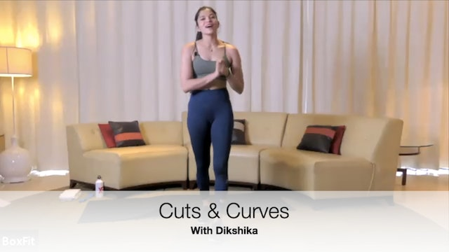 Mon 26/4 6pm IST | Cuts & Curves with Dikshika