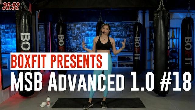 MSB Advanced 1.0 #18