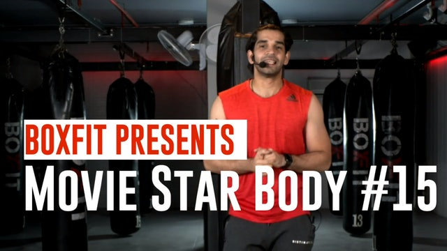 Movie Star Body #15