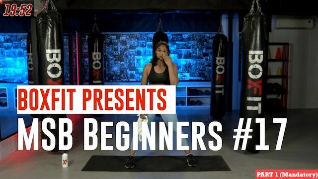 MSB Beginners #17