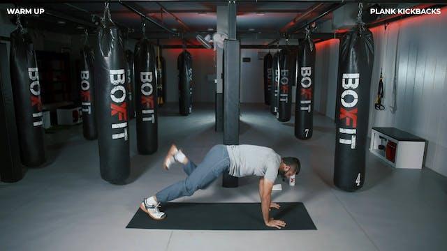 30 min Kick Boxing | #1 | with Sameer