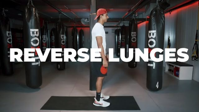How to do Reverse Lunges