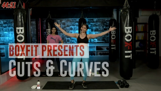 Wed 29/9 6pm  IST   Cuts & Curves with Dikshika  