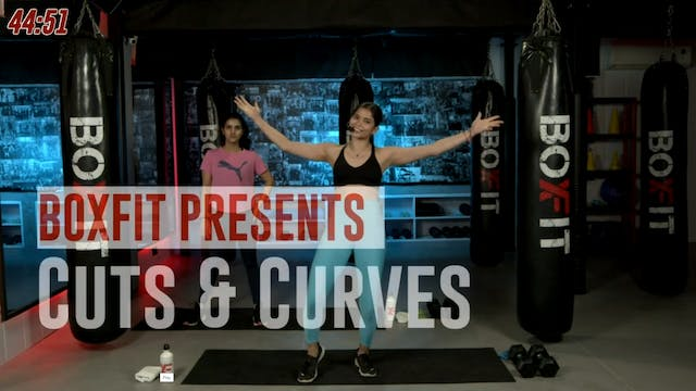 Wed 29/9 6pm  IST | Cuts & Curves wit...