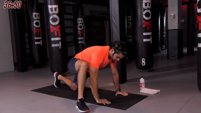 Mon 12/10 7pm  IST | Abs and Cardio with Akhil |
