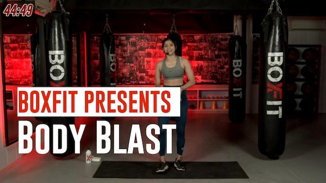 Thur 15/7 6pm  IST | Body Blast with Dikshika |