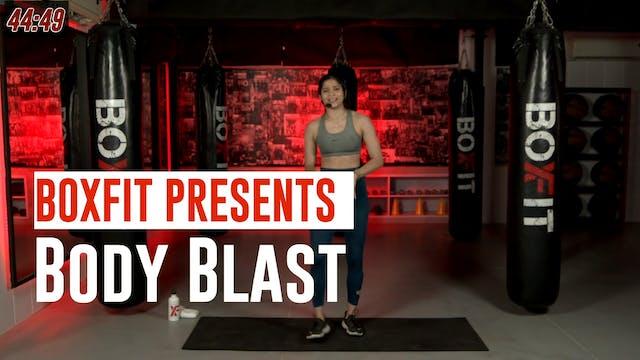 Thur 15/7 6pm  IST | Body Blast with ...