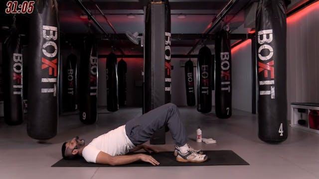 Sat 24/10 6pm  IST | Kickboxing and C...
