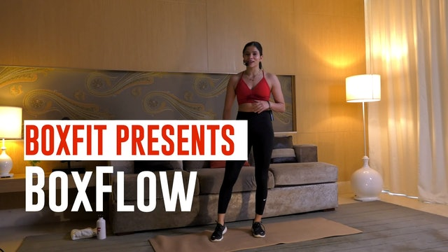 Sat 29/5 6pm  IST | BoxFlow with Dikshika |