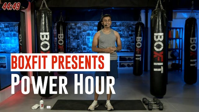 Mon 13/9 6pm  IST | Power Hour with M...