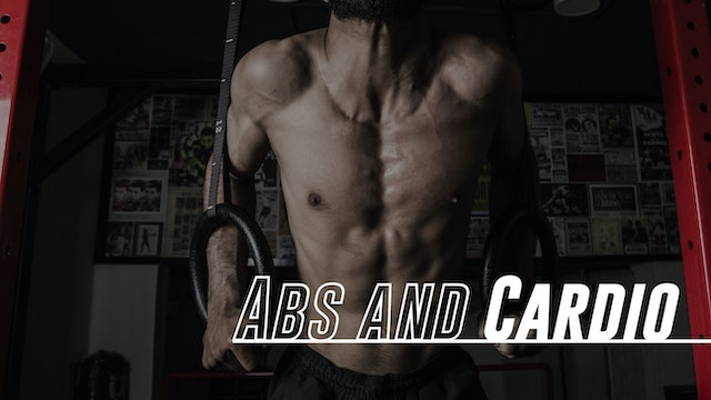 Abs and Cardio - Live