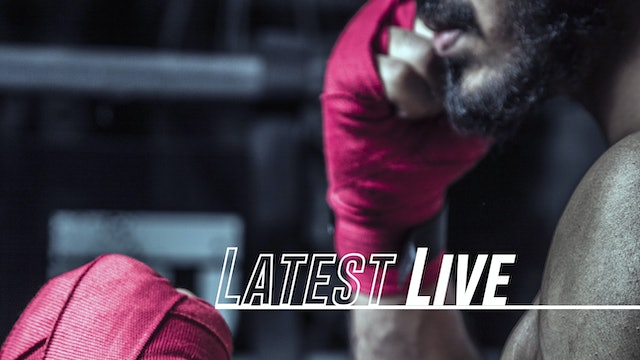 Our latest Live Workouts